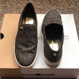 Brown Michael Kors Shoes